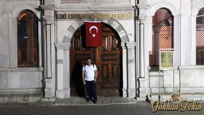 istanbul eski eserleri koruma derneği