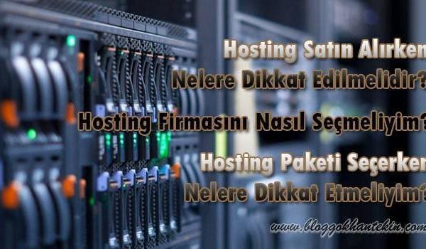 hosting-satin-alirken-nelere-dikkat-edilmelidir